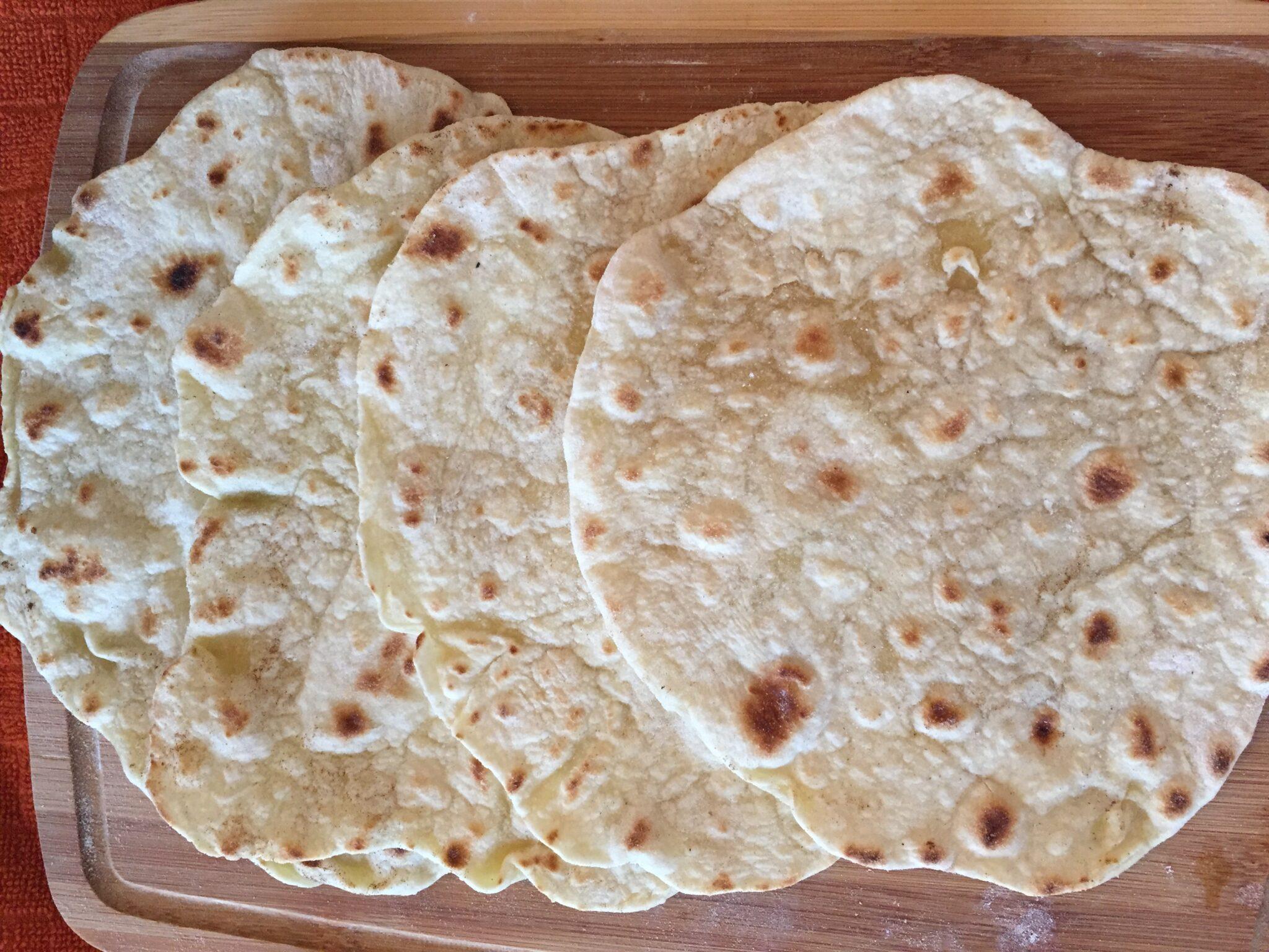 Flour Tortillas – Ole!