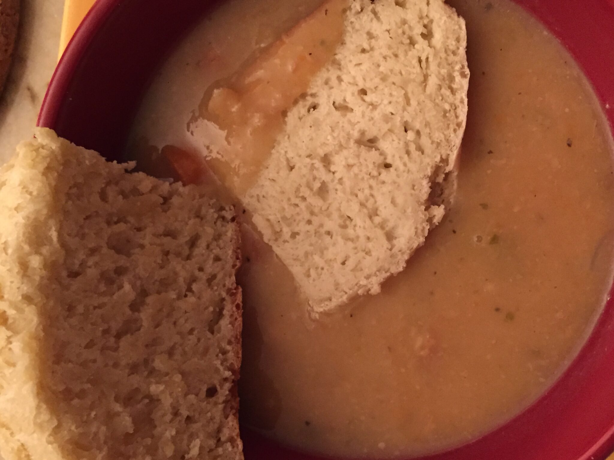Rustic Bean & Sausage Soup