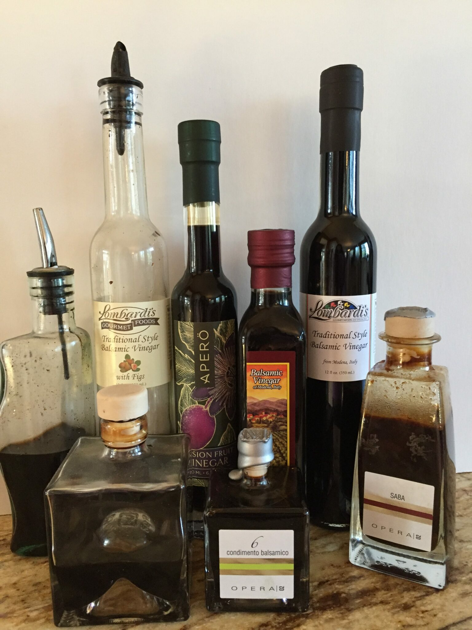 Will The Real Balsamic Vinegar Please Stand Up