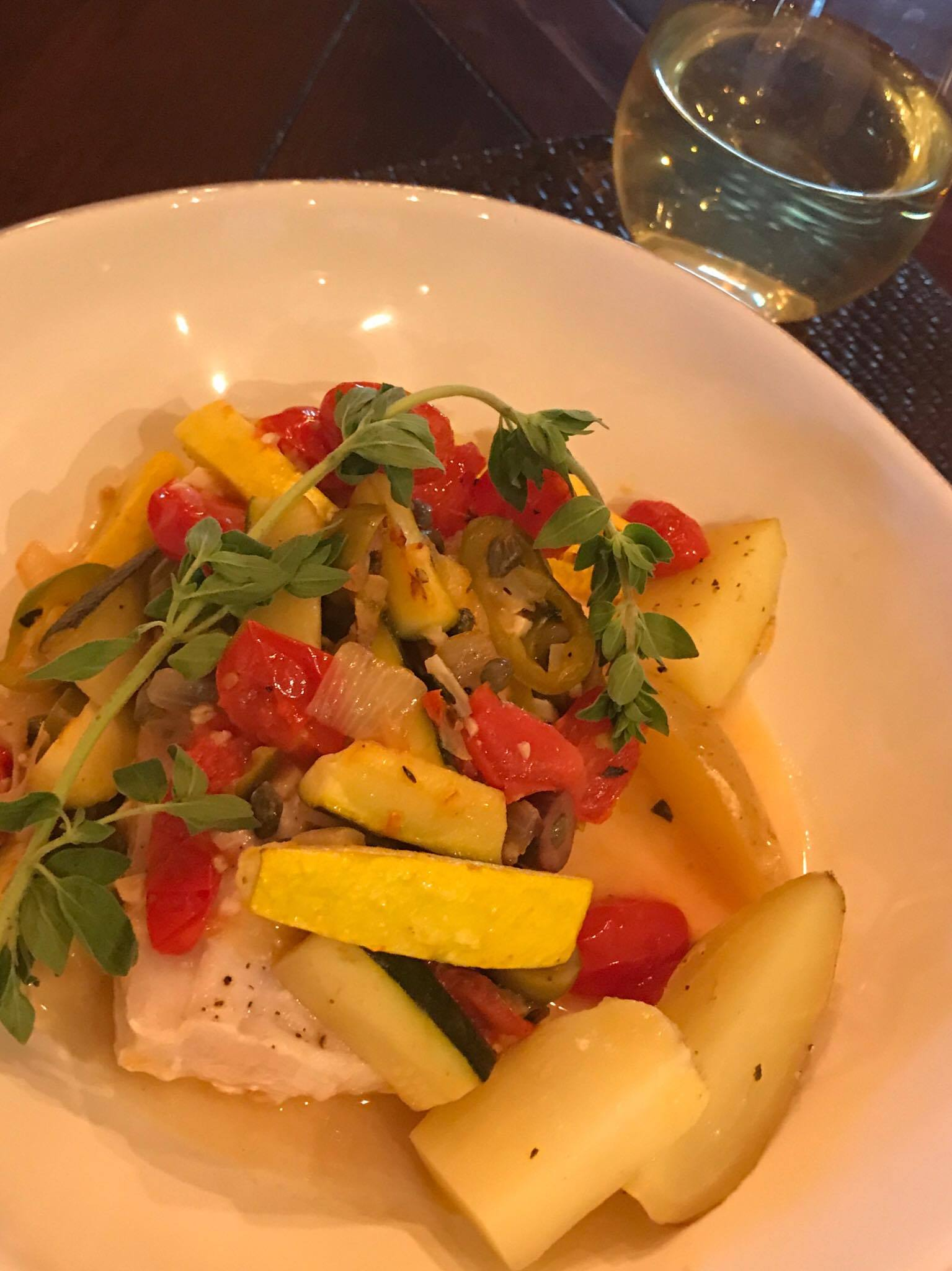 Veracruzana-Style Mahi-Mahi – Fast, Healthy, And Delicious