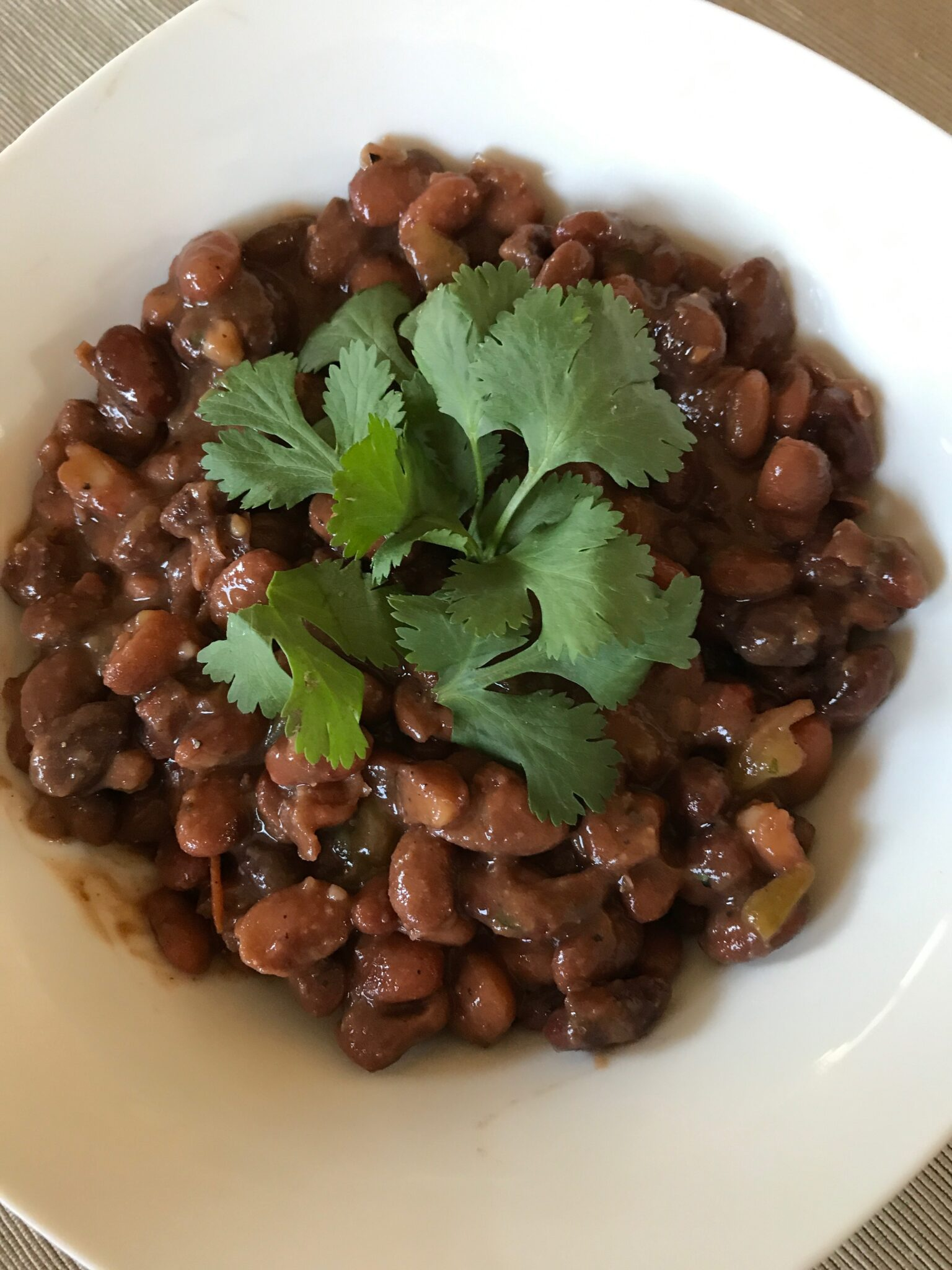 Bowl Me Over With These Pinto Beans