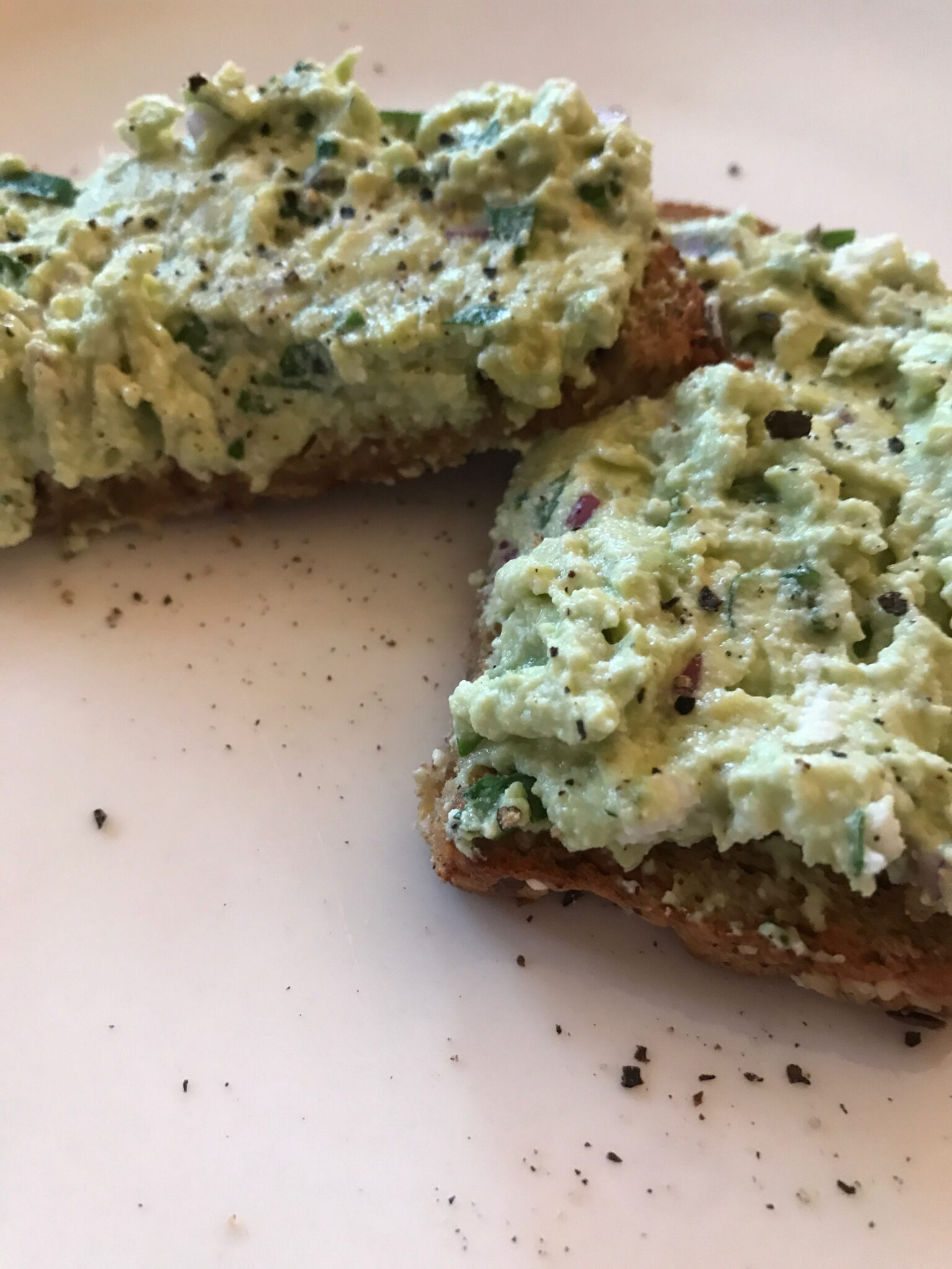 Trix Is For Kids. Make Avocado Ricotta Toast Instead.