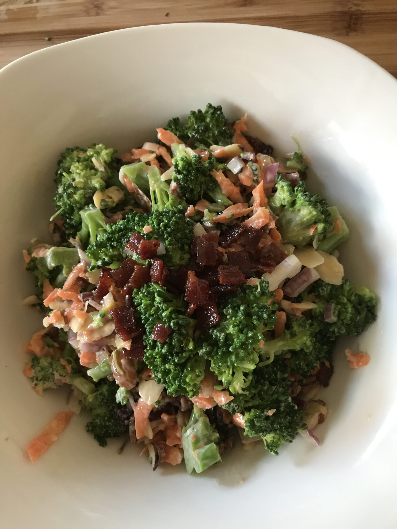 Lazy Summer Days – Broccoli Salad
