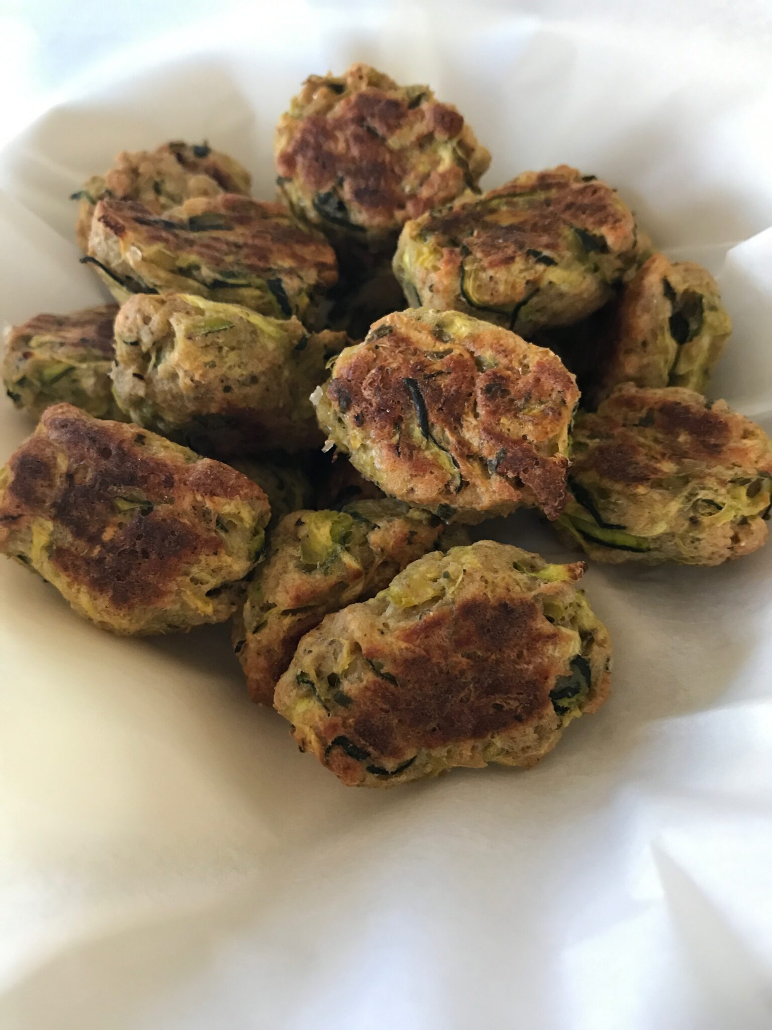 Now Eat This – Zucchini Tots