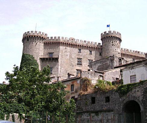 2017 – Rome Day 2 – Castello Orsini-Odescalchi