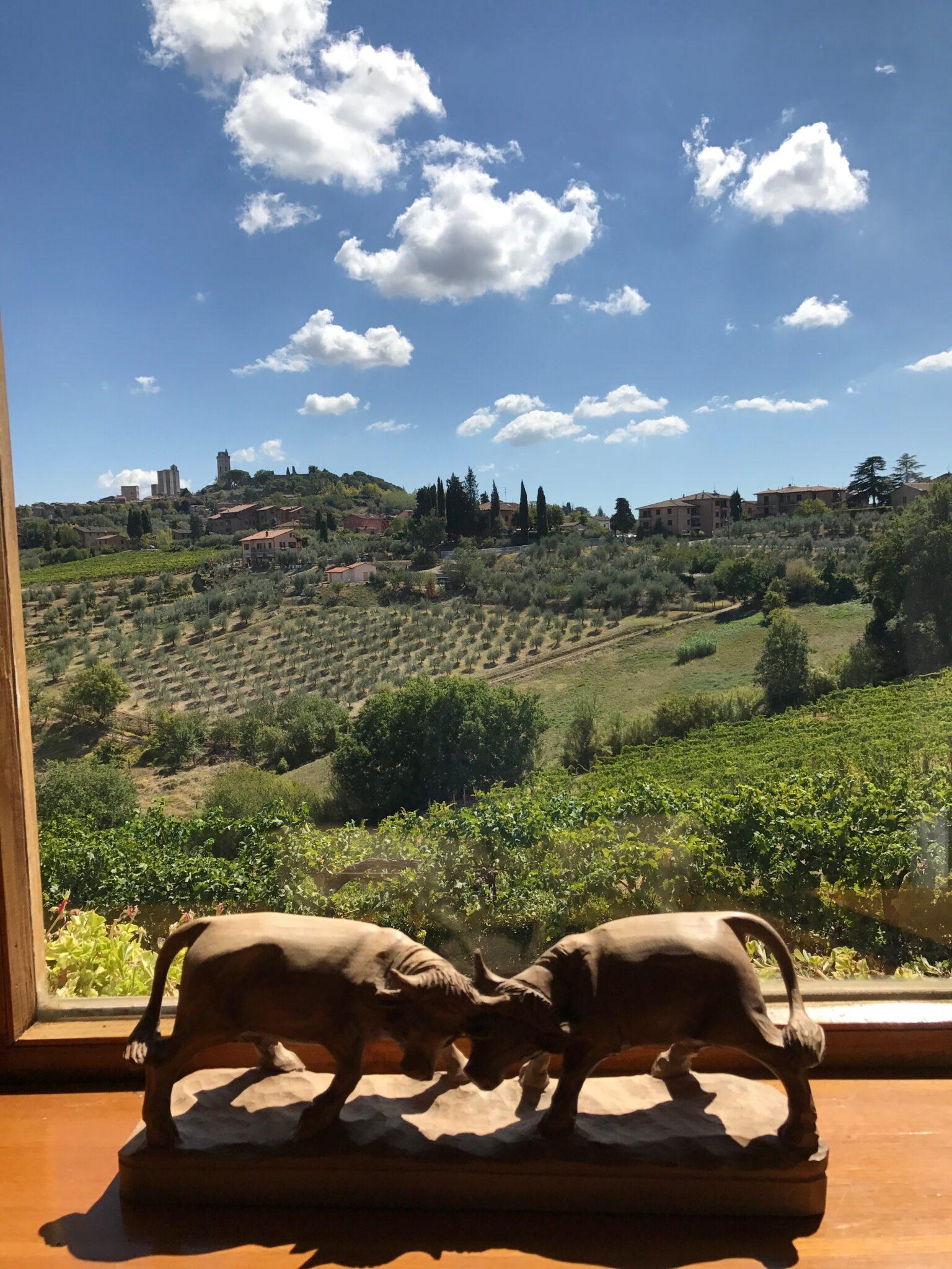 2017 – Volterra Day 2 – San Gimignano