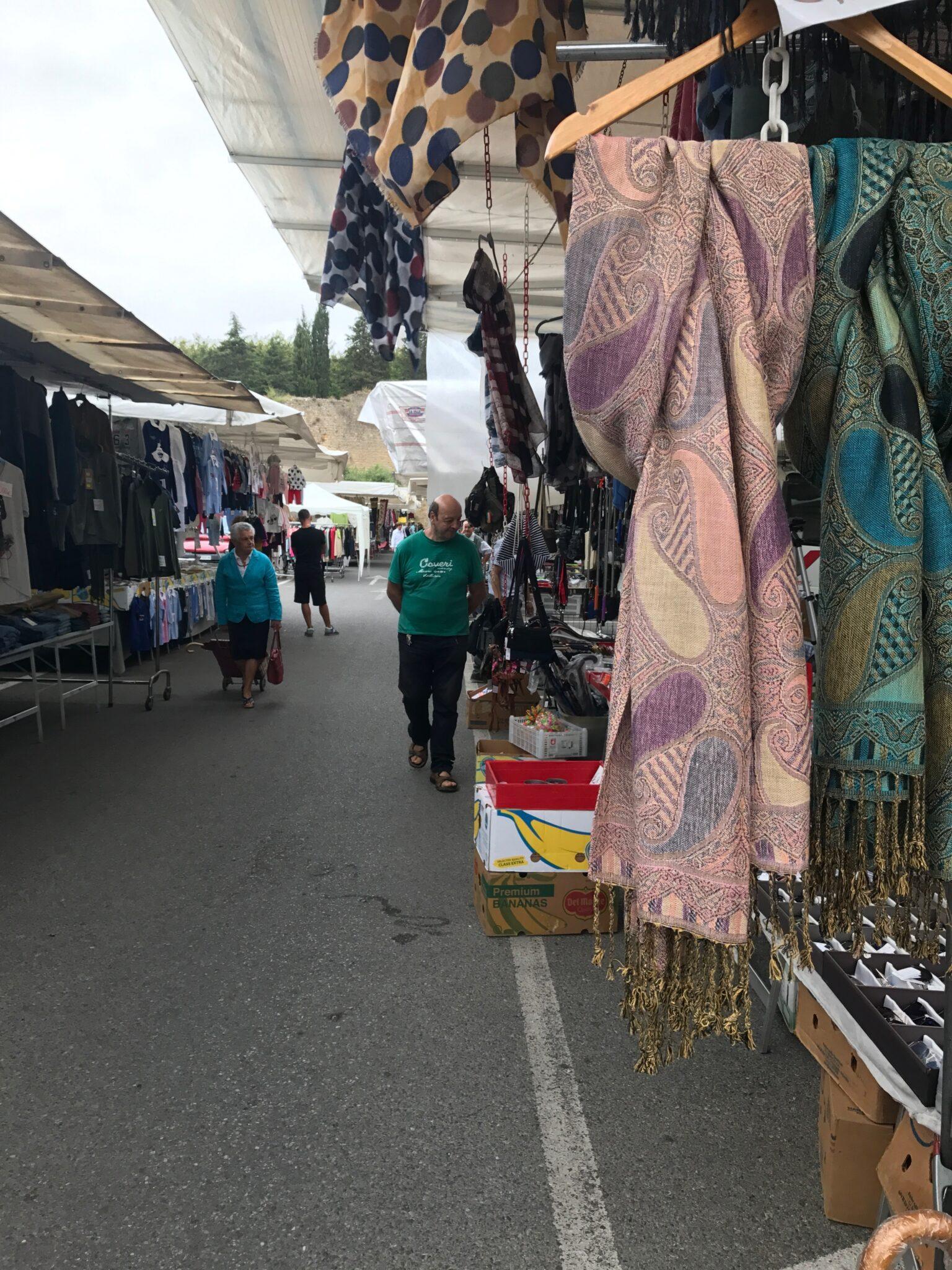 2017 – Volterra Day 6 – Saturday Market