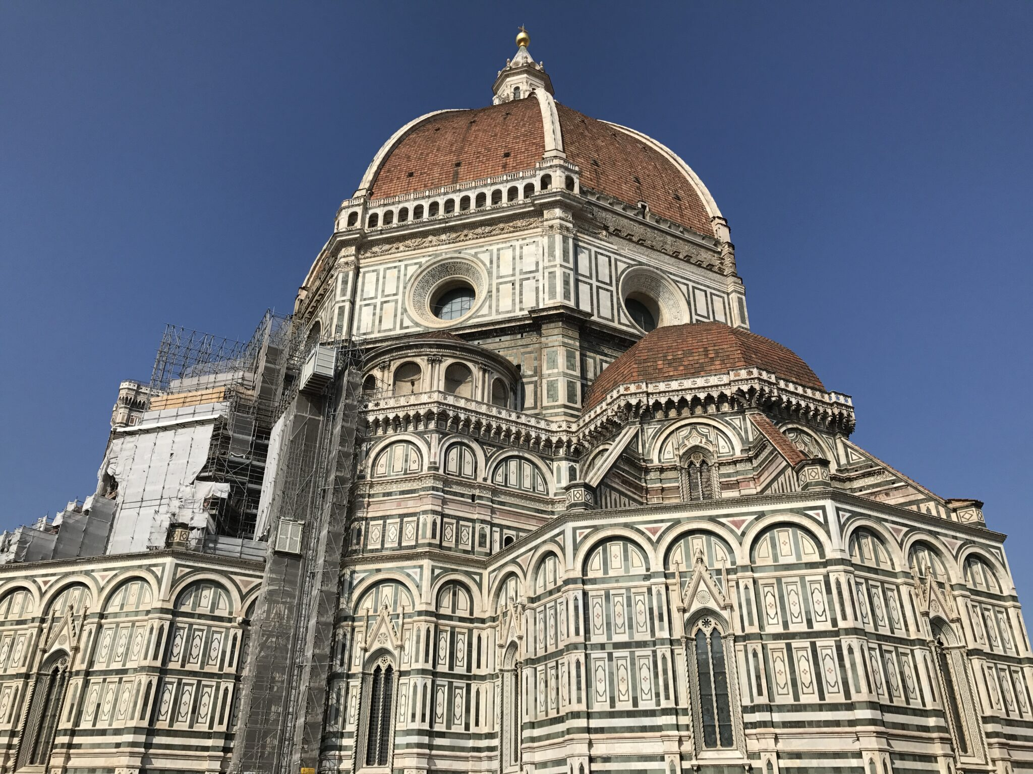 2017 – Florence Day 2 – We Got Around The Town