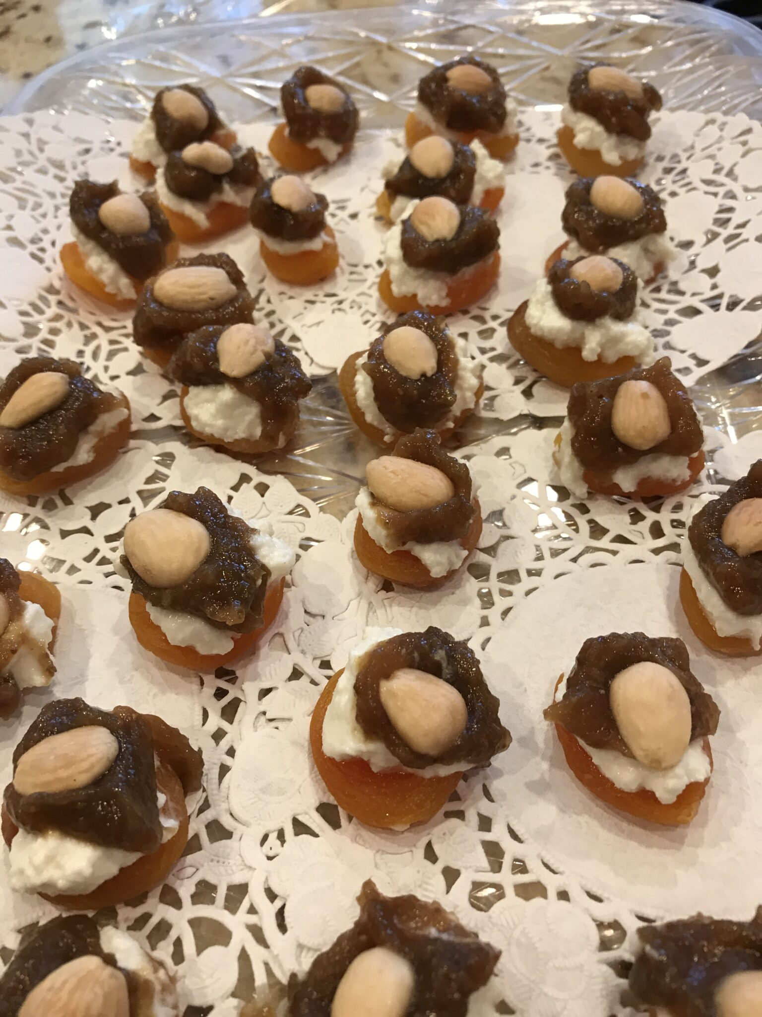 Snack To The Future – Apricot Ricotta Appetizers