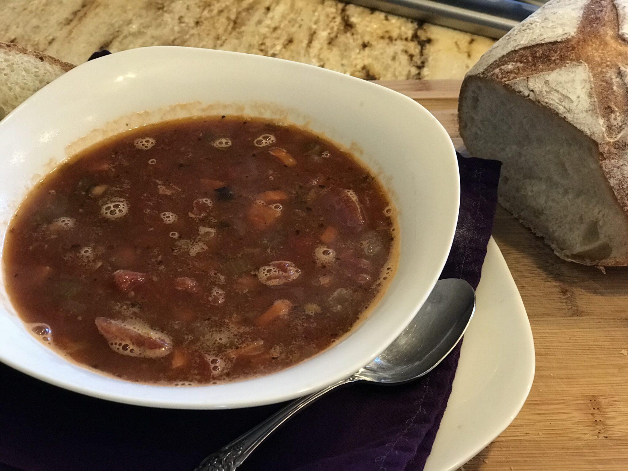 6 Bean, 8 Bean, 10 Bean Soup For All You Beancounters