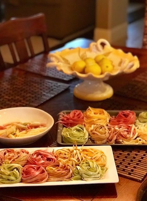 Somewhere Over The Rainbow – You'll Find Artisan Pasta