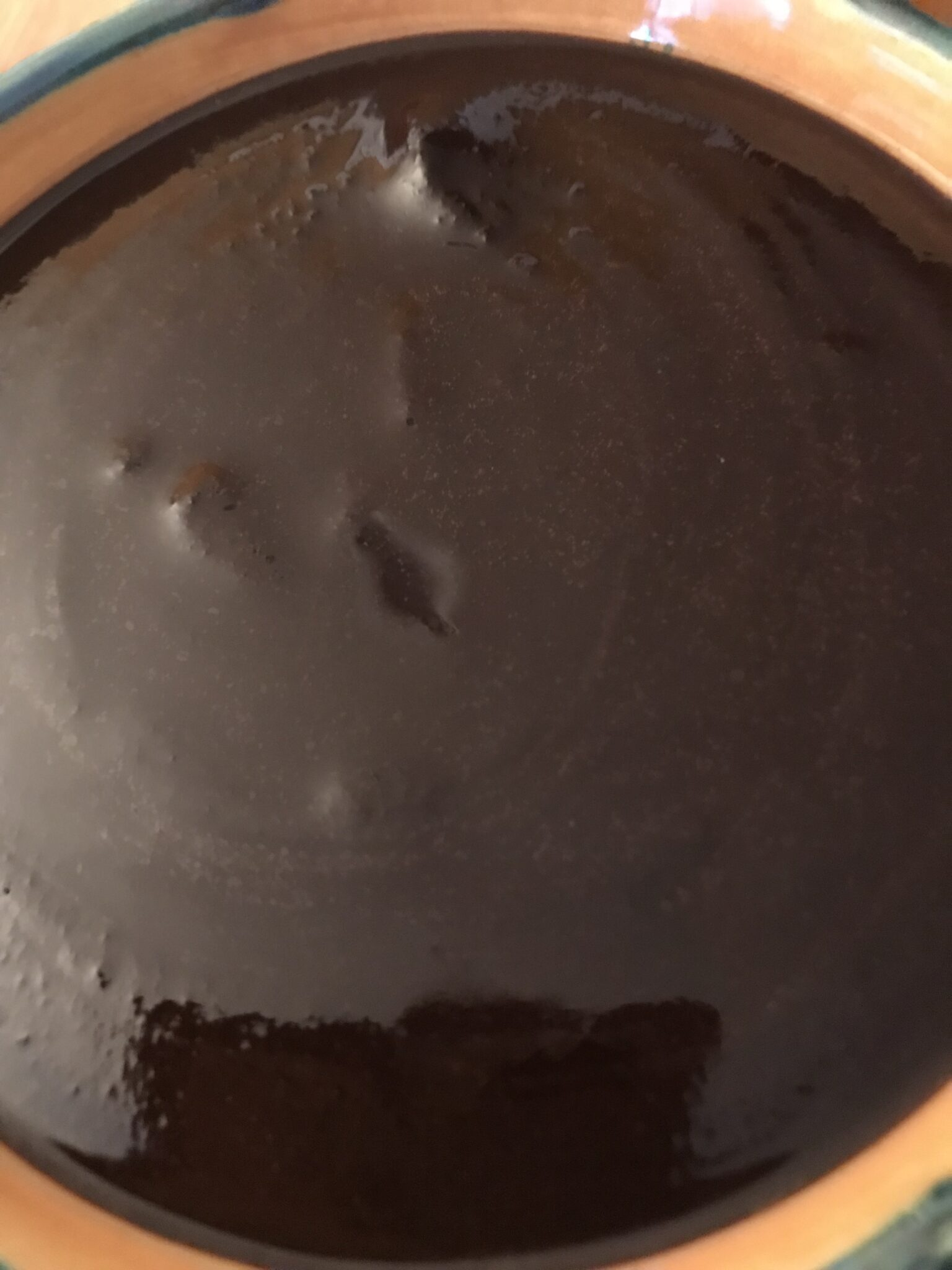 To Dip Or Not To Dip – Chocolate Espresso Sauce