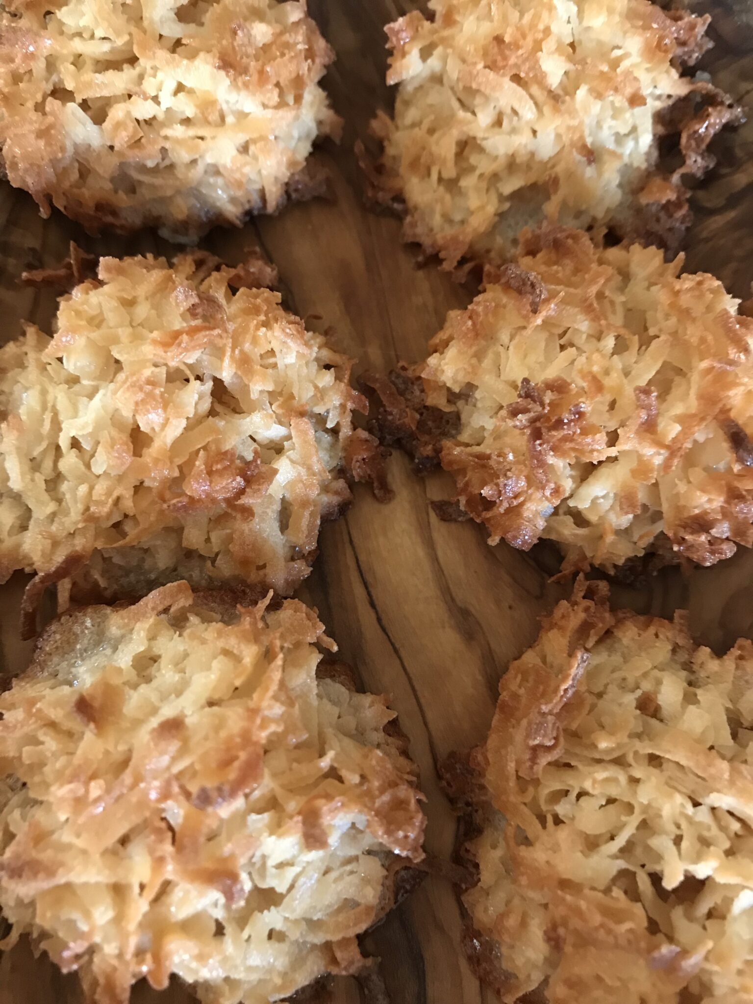 A Lovely Bunch Of Coconut Macaroons