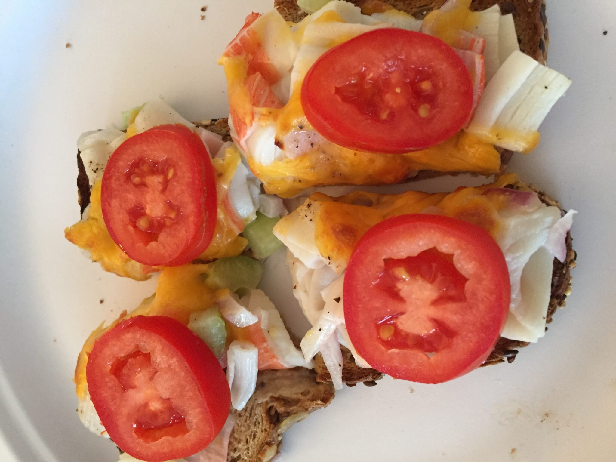 Having a Crabby Day? This Crab Sandwich Will Put a Smile On Your Face
