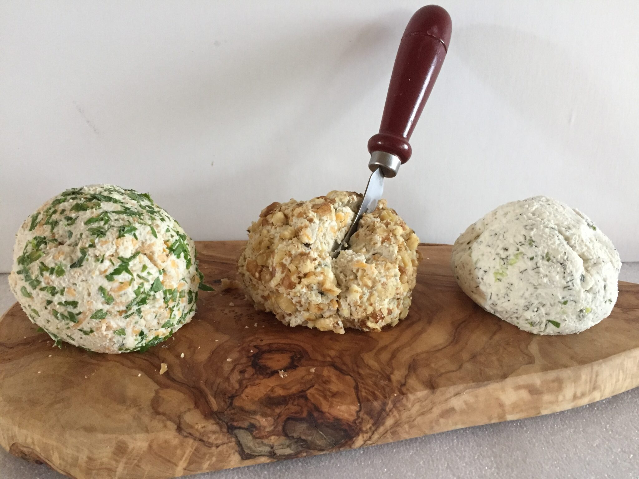 Cheese It! The Holiday Cheese Balls Are Rolling Out