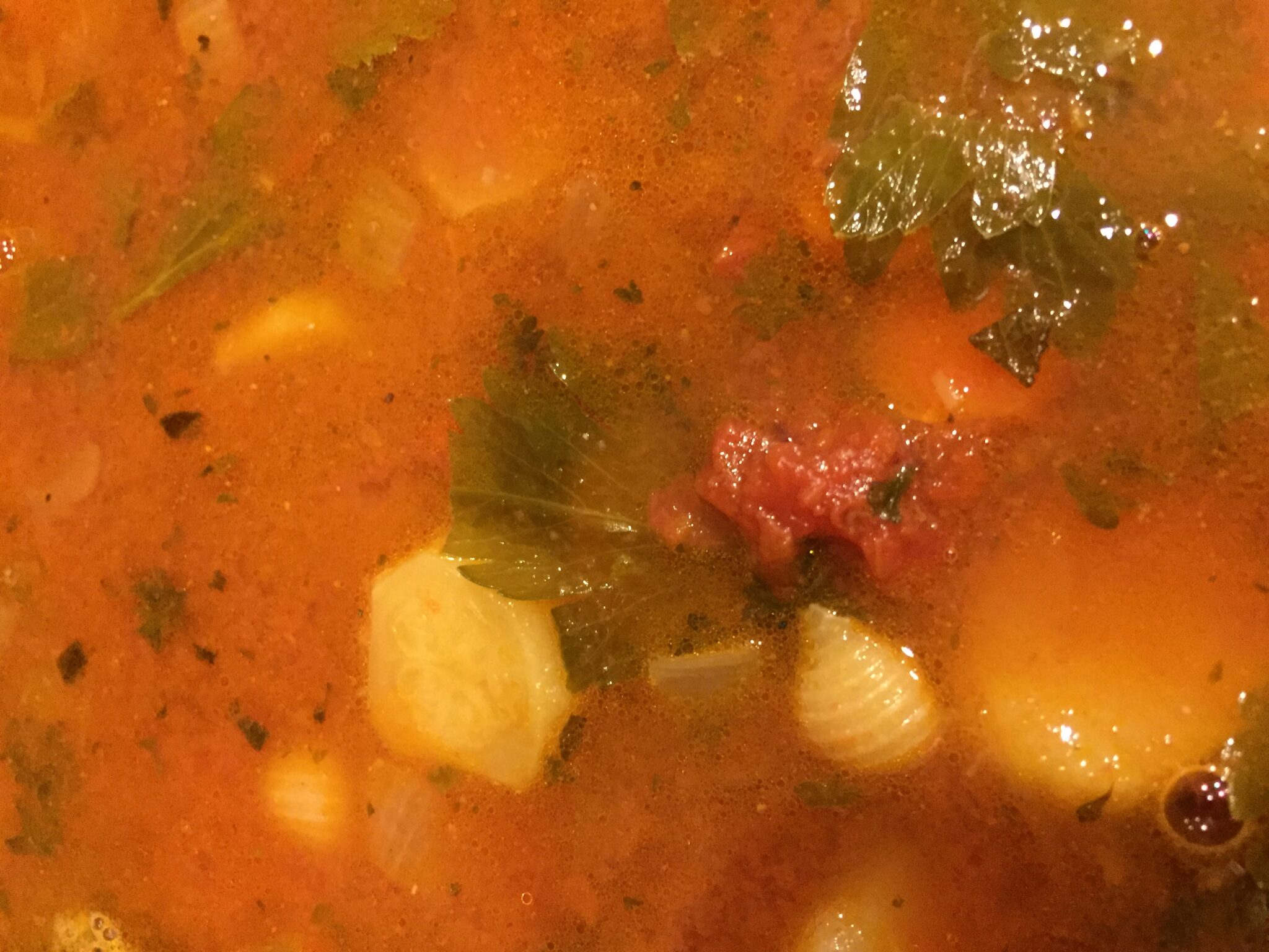 "Minestrone Soup – ""Multivitamin In A Bowl Of Goodness"""