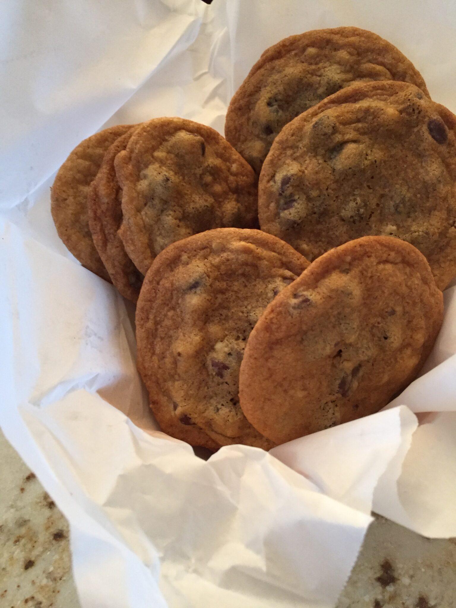 Nestle's Chocolate Chip Cookies