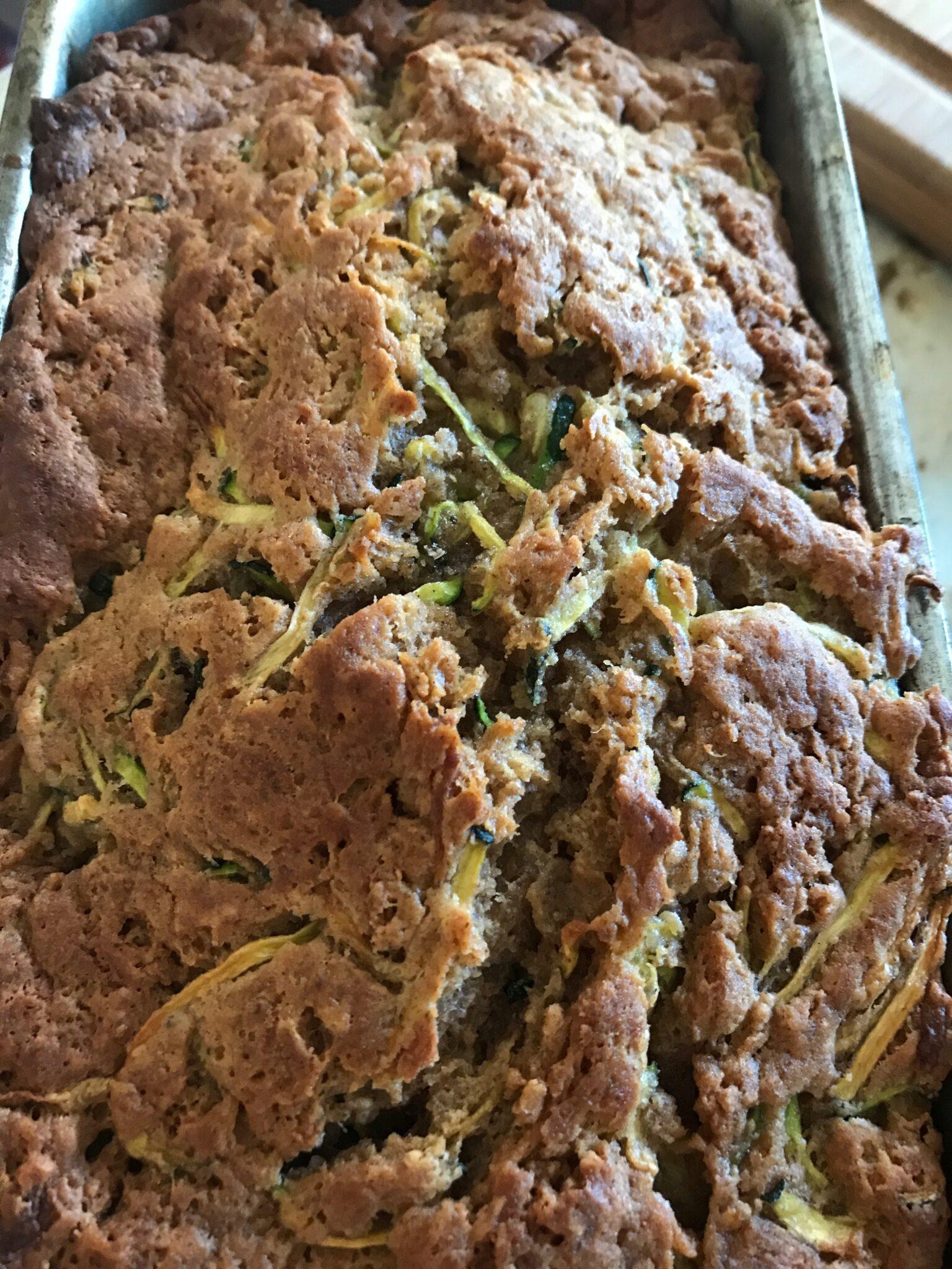 Zucchini Bread Taste Off – #2