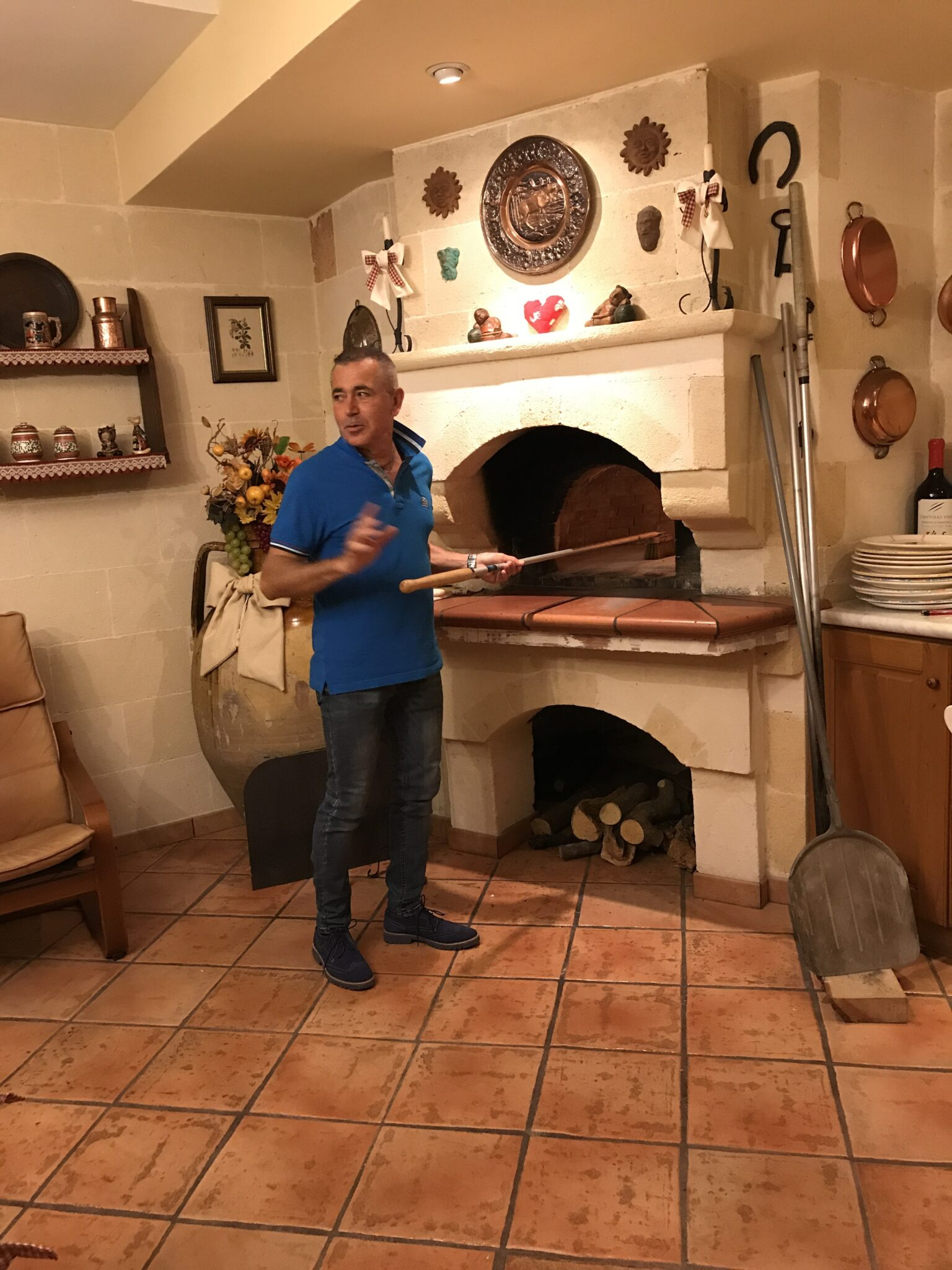 2017 – Puglia Region Day 1 – Travel Day to Manduria