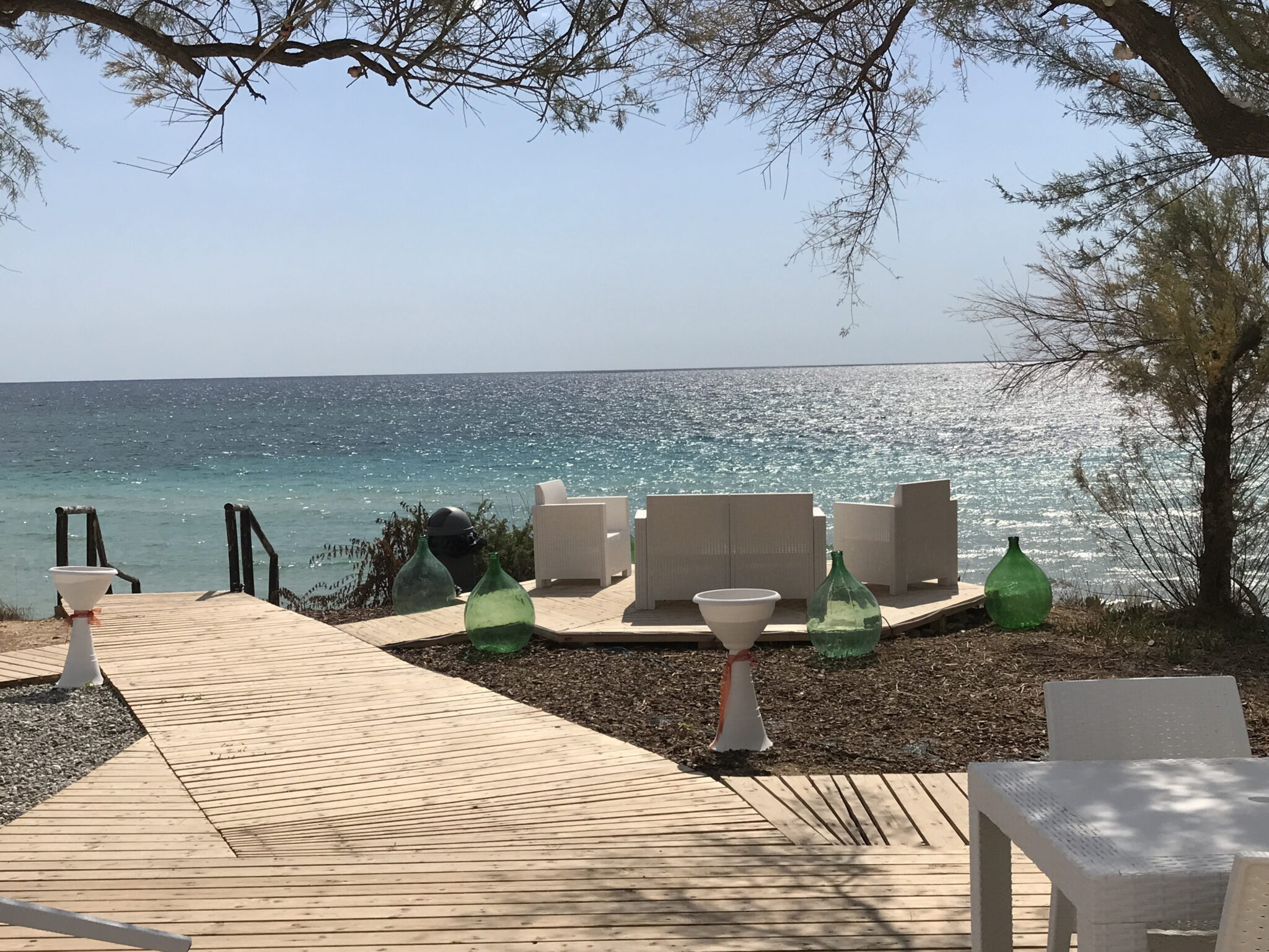 2017 – Puglia Region Day 2 – A Day At The Sea & Baking With Anna
