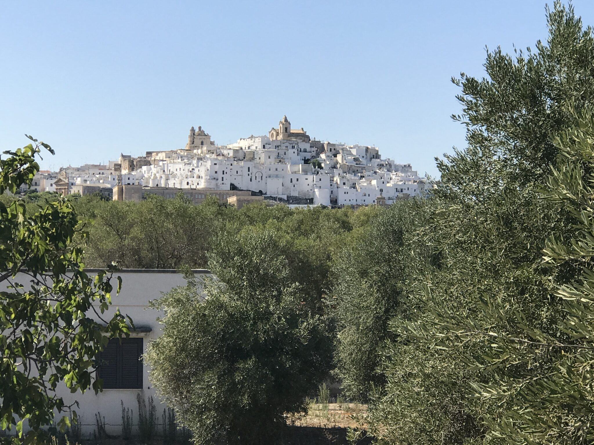 2017 – Puglia Region Day 3 – Ostuni By Day, Oria By Night