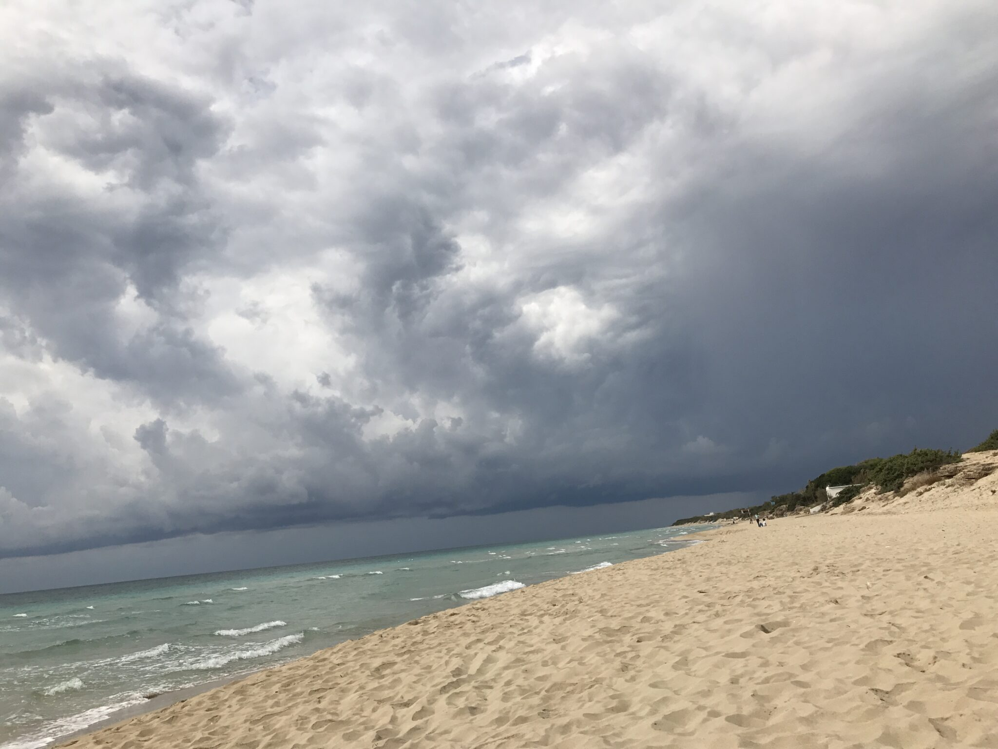 2017 – Puglia Region Day 4 – Back To The Beach & Esposito Family