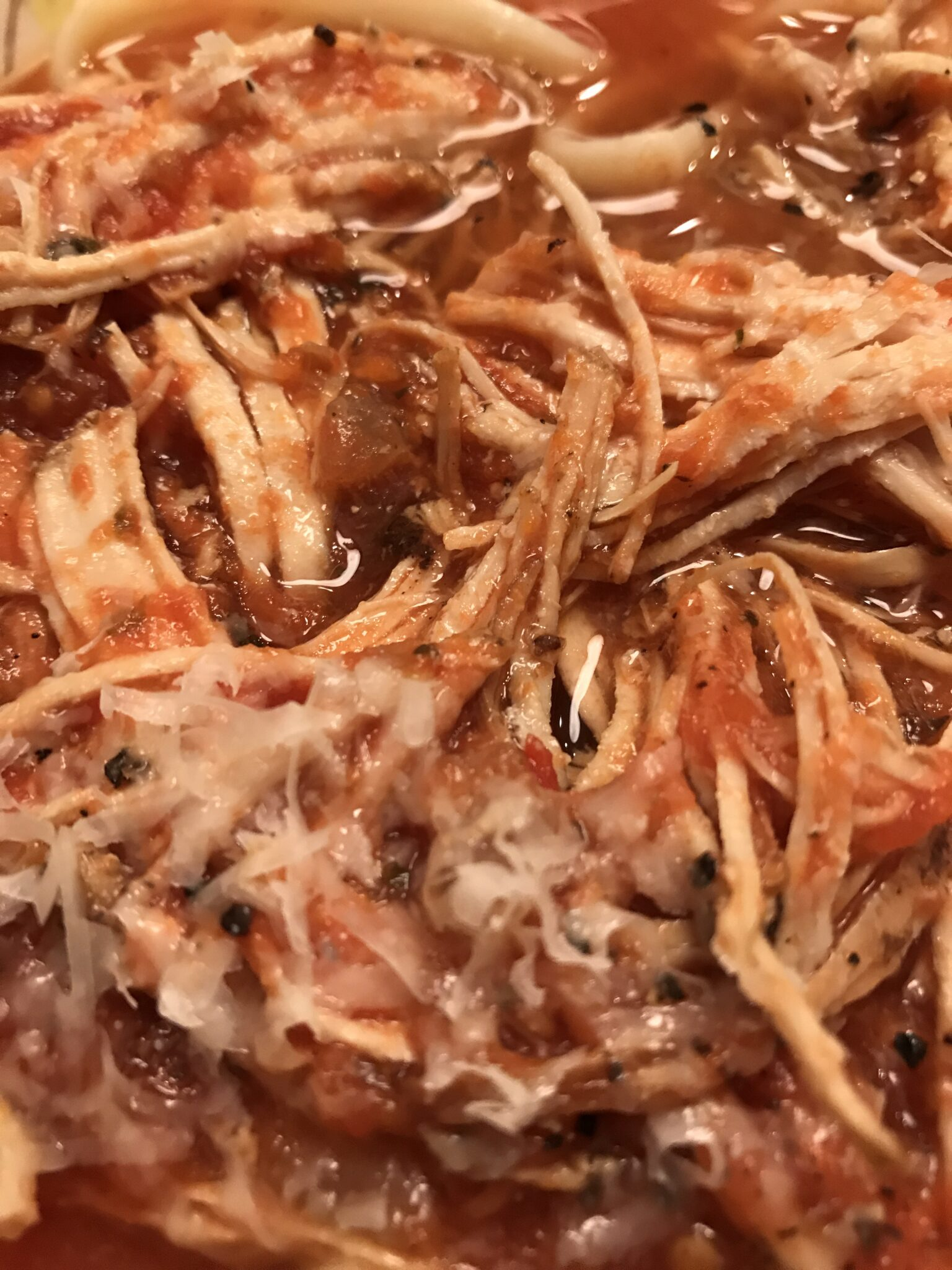 The Many Faces of (Italian) Crockpot Chicken