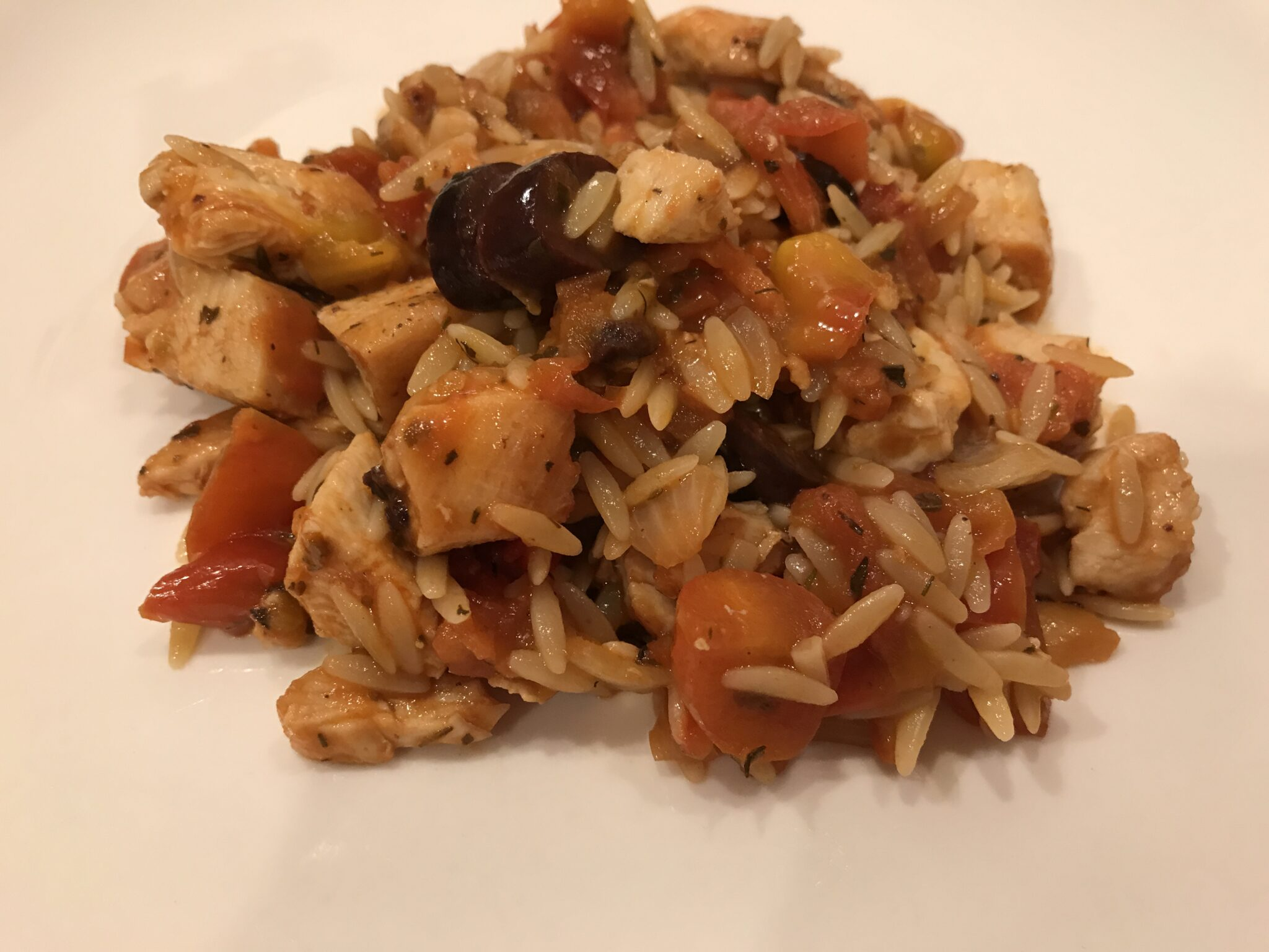 Leftover Bloody Marys? Make Drunken Chicken And Tipsy Orzo