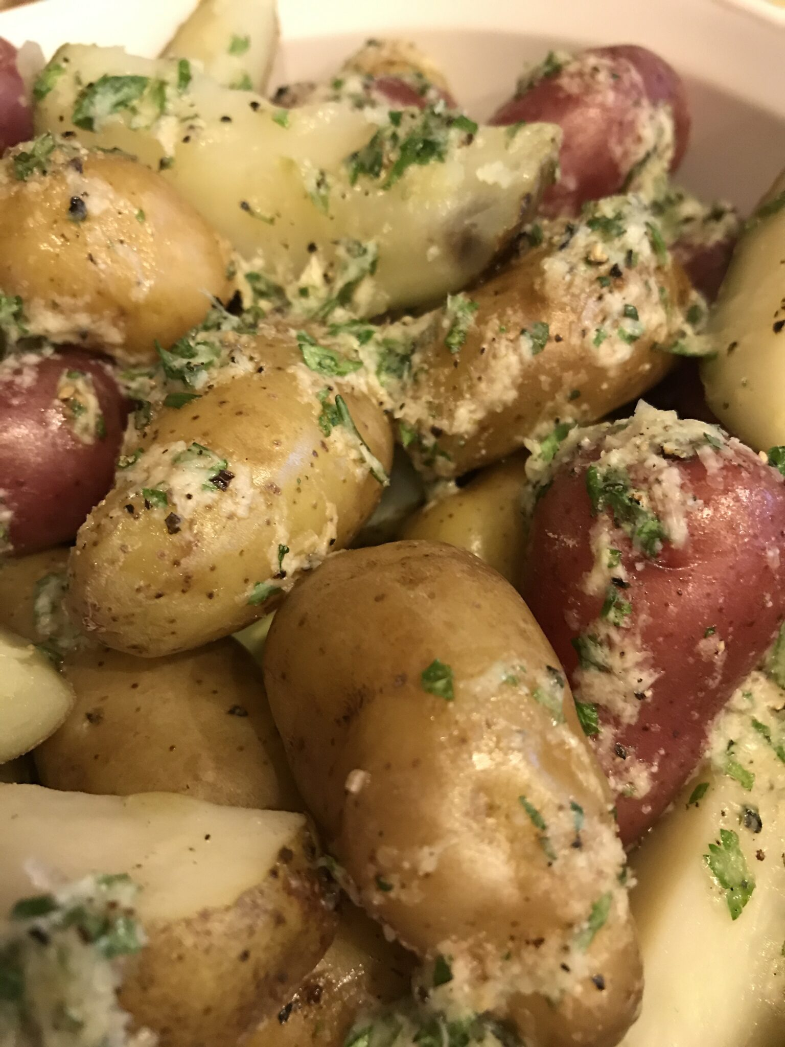… Three Potato, Four… Fingerlings