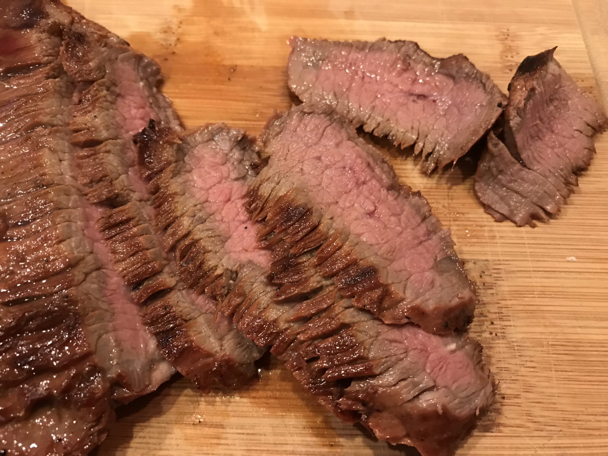 Stand By Your Meat – Marinated Flank Steak