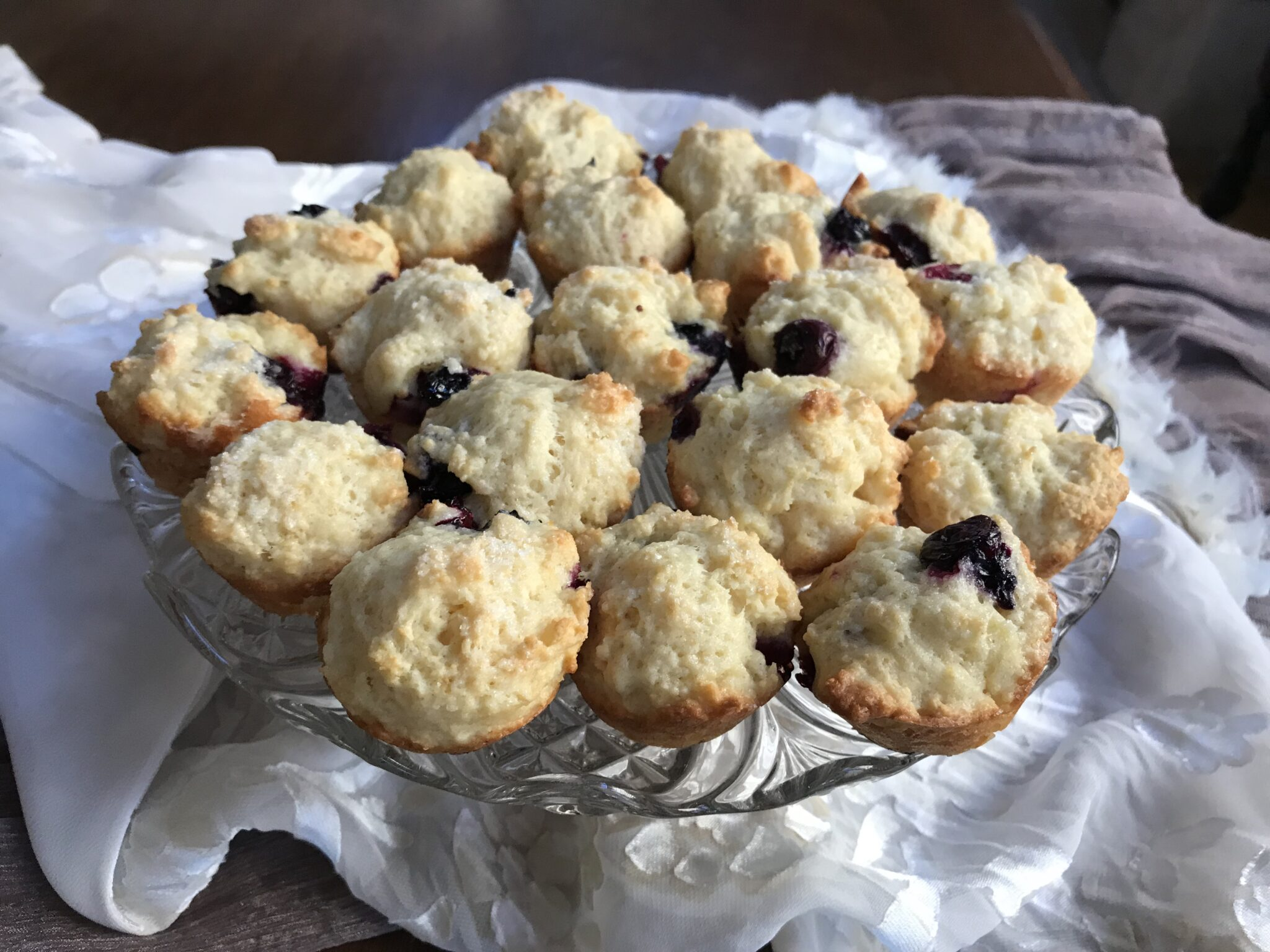 Blueberry, Blueberry Muffins