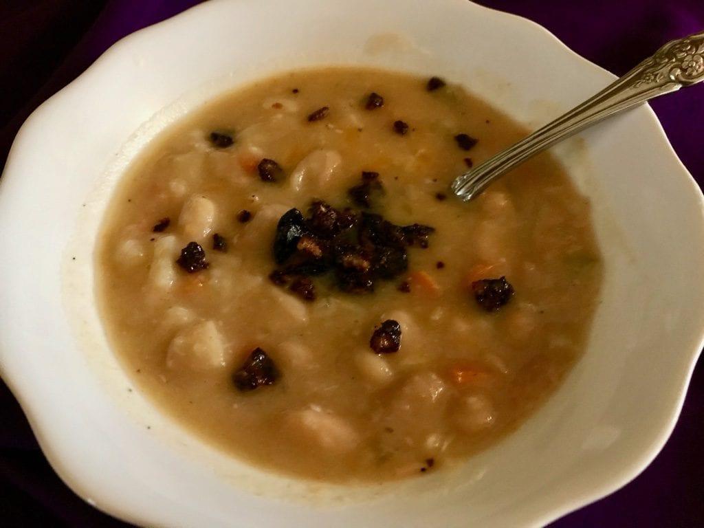 Creamy Beany Soup
