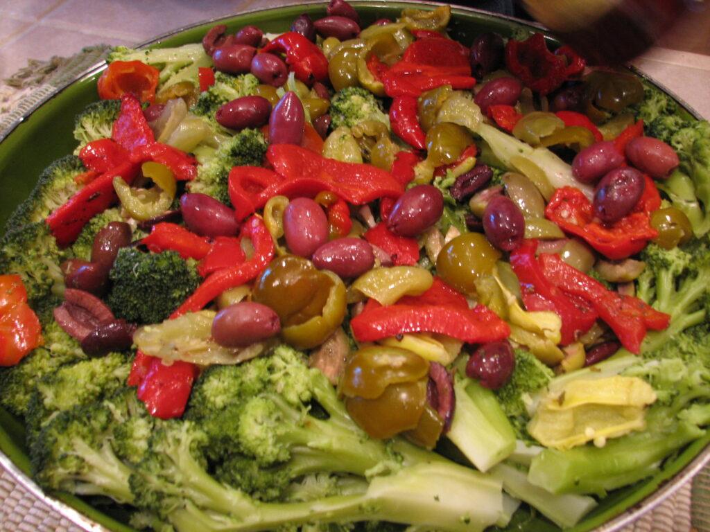 Russo Famiglia Broccoli Salad By Tonya Russo Hamilton