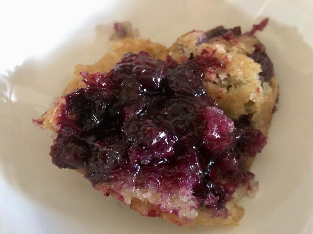 The Berry Bunch - Blueberry Cobbler