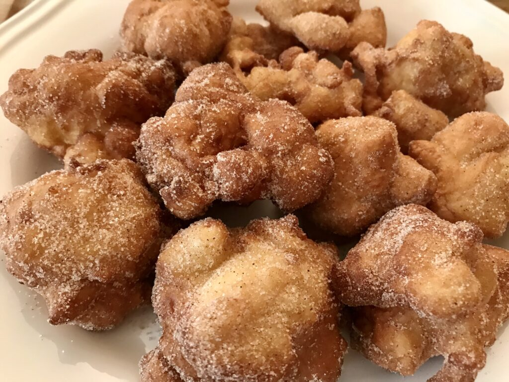 Fritter Away Your Apples - Yum!
